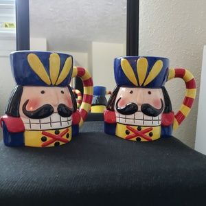 Nutcracker Collectible Mugs 2